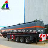 30МУП топлива и масла в /Автоцистерны полу грузового прицепа для продажи