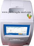 Analyseur approuvé de chimie de vétérinaire de matériel de la CE complètement automatique de multiparamètre