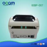 "4"" China impresora de código de barras para la impresión térmica carta de porte"
