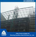 体操のための鋼鉄の梁が付いている大きいスパンの鉄骨構造のトラス
