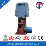 一次水処理設備のVlc長いシャフトポンプ