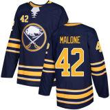 Barato 2018 Nova Marca Ad Mens Sade Kids Buffalo Sabres 42 Sean Malone 83 Vasily Glotov 46 Eric Cornel Kyle Criscuolo Hóquei Personalizado Azul camisolas