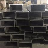 Tubos cuadrados galvanizados del rectángulo de la INMERSIÓN caliente