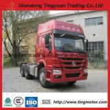 10 Vrachtwagen van de Tractor HOWO van wielen de Op zwaar werk berekende voor Verkoop