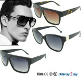 Última Custom homens óculos de sol com a marcação e FDA