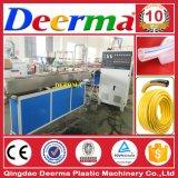 16-40mm PVC trançado reforçado com fibra de Mangueira de borracha macia de PVC Máquina máquina extrusora