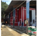 Grande cabine de peinture du bus Wld15000