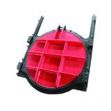 中国の製造者サポートOEMの鋳造のニッケルによってめっきされる真鍮のゲート弁