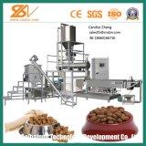 Automático secar a máquina expulsa da fabricação do alimento de animal de estimação