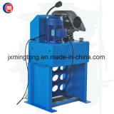 A mudança rápida morre a máquina de friso da mangueira do controle de Digitas para a mangueira de ar