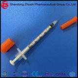 Seringa especial U40 do Insulin da alta qualidade