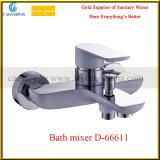 En laiton choisir le mélangeur de Bath de douche de traitement pour la salle de bains