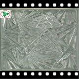 Mattone di vetro della radura dell'ombra del ghiaccio - blocco di vetro