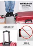 よいデザイントロリー荷物アルミニウム旅行荷物スクラッチ証拠の荷物