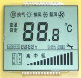 2,16 pouces (vertical) Module LCD TFT avec 6 rétro-éclairage LED