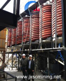 De Installatie van de Mijnbouw van het titanium, de Apparatuur van de Concentratie van de Mijn van het Titanium