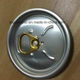 アルミニウム飲料缶のふた50mm 200のサイズの容易な開いたふた