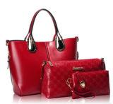 2015 Modieuze Merknaam Dame Handbag voor 3PCS (XM001)