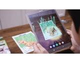 3D-красивых Augmented Reality (AR) книги для детей раннего обучения