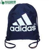 卸し売りかわいい高品質安いポリエステルナイロンドローストリングのバックパック袋