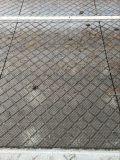 Estera de goma de la instalación fácil para el patio al aire libre