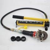 AG-1632HP pour toutes sortes de meurt, séparable de la tête de sertissage du tuyau de Pex hydraulique avec pompe à main
