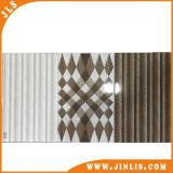 telha cerâmica vitrificada da parede de 250*400mm tamanho pequeno interior