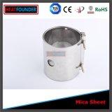 Isolierungs-Glimmer-Band-Heizung für Spritzen