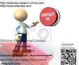 Commercio all'ingrosso organico del tessuto di cotone della tessile su ordinazione della stampa del prodotto della Cina
