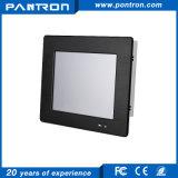 12.1 pulgadas procesador Intel Atom D525 de alto brillo LED pantalla Touch Panel PC