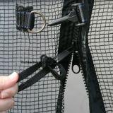 [14فت] مستديرة أرجوان 6 ساق [ترمبولين] مع أمان إحاطة