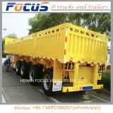 3 de Semi Aanhangwagen van de Container van Dropside van assen 40FT voor Verkoop