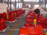 Pompe à eau centrifuge de moteur diesel (XA)