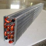 La refrigerazione parte le serpentine d'evaporatore di alluminio del dispositivo di raffreddamento dell'aletta del tubo di rame