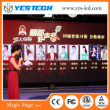 Farbenreiches Innen-/Outdoor LED Display China Company