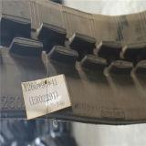 까만 고무는 소형 굴착기 Yanmar B19를 위한 Y260*96 *38를 추적하는다