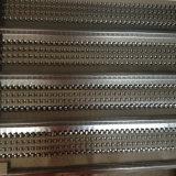 建物のための高品質によって拡大される金属の肋骨の木ずりの型枠