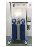 S6100X Medical와 Vaporizers와 Workstation를 가진 Lab Equipment X 광선 Machine Anesthesia Machine