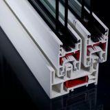 중국에 있는 플라스틱 단면도가 70 Seires PVC Windows에 의하여 윤곽을 그린다