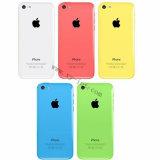 Cubierta de batería colorida de la parte posterior de la cubierta para el iPhone 5c de Apple