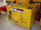 Generador silencioso/insonoro de la gasolina