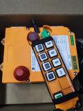 sistema di telecomando industriale di 433MHz F24-8d per le gru