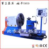 アルミニウム型の機械化のための金属の回転旋盤(CK61125)