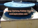 China Lrb Seismic Isolator Lead Rubber Bearing para Bridge Construction