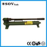 700bar Bomba Manual Hidráulica de aço resistente (SV12B)