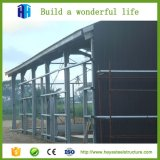 Histoire bon marché de la fabrication deux de structure métallique construisant le fournisseur à plusiers étages de cloche