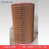 Lx7210/7 Norman Filtro de aceite hidráulico para la construcción de la máquina