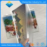 Une promotion4 Dossier de fichier de verrouillage de fermeture à glissière plastique Sac