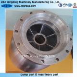 Piezas sumergibles de la bomba del acero inoxidable con trabajar a máquina del CNC