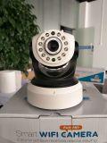 Toesee HD HD 720pスマートなIPのカメラIRの夜間視界P2pの赤ん坊のモニタの音声レコードWiFi CCTV Onvifの屋内監視カメラ